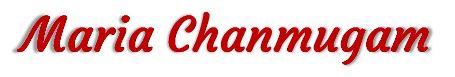 Maria Chanmugam Logo